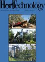 Cover HortTechnology