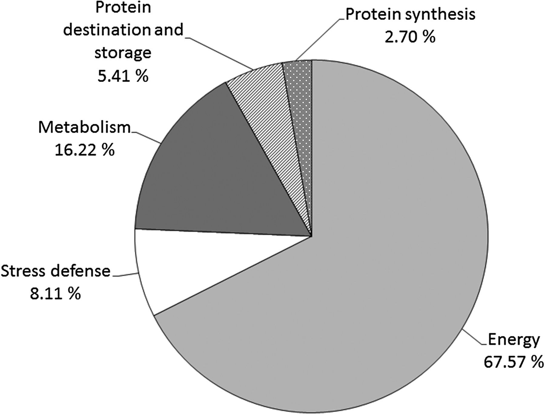 Leaf Protein Abundance Associated with Improved Drought