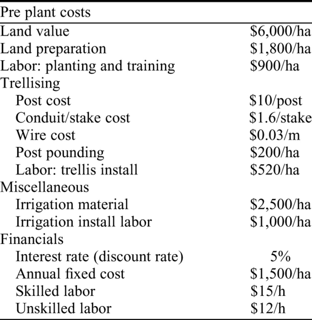 Long-term Effects of Training Systems and Rootstocks on 'McIntosh